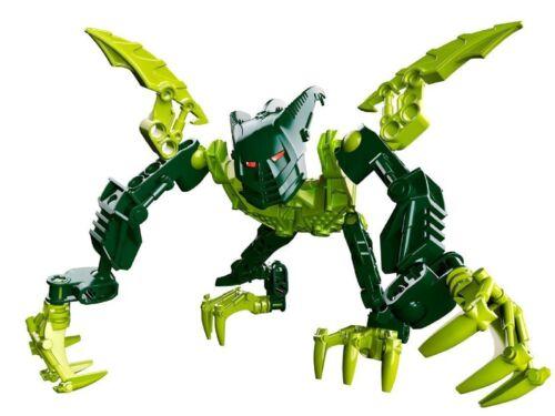 C155 Lego 8974 Bionicle Bara Magna Agori Tarduk complet à 100 /% de 2009