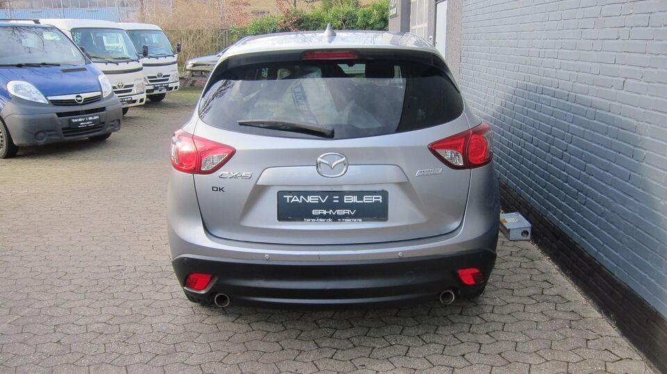 Mazda CX-5 2,2 Sky-D 150 Vision aut. Van Diesel aut.