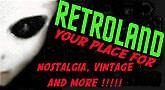 Retroland Vintage and Retro Items