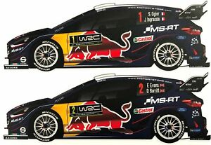 Image is loading 2018-M-Sport-Ford-World-Rally-Team-Fiesta- 6709c3bea8