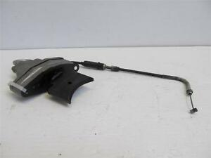 ARCTIC-CAT-F1000-2008-08-LEFT-SIDE-EXHAUST-VALVE-POWER-amp-CABLE