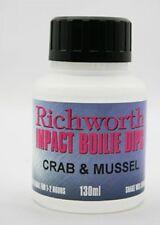 Richworth Impact Crub & Mussel boilie dip 130ml