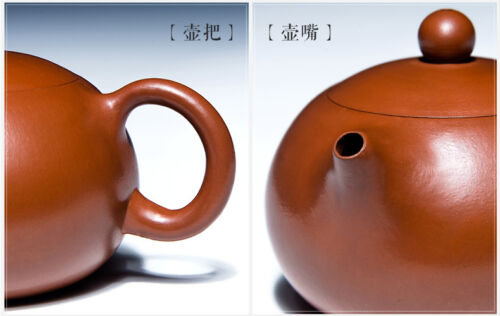 160cc Chinese totally handmade yixing zisha Purple clay qingshuini xishi teapot