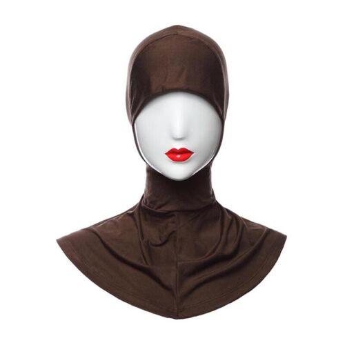 Islam Muslim Hijab Khimar Amira Kopfbedeckung Kopftuch Arabisch Damen Mütze Hut