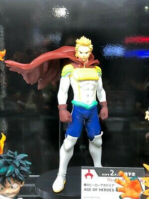 My Hero Academia AGE OF HEROES LEMILLION Mirio Togata Figure BANPRESTO Japan