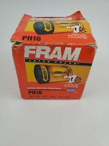 Fram PH16 Oil Filter New Damaged Box