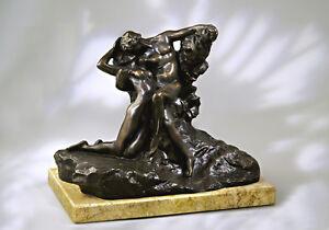 Auguste-Rodin-1840-1917-Bronze-L-039-Eternel-Printemps-Ewiger-Fruehling