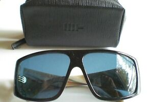 fc09c05b66b Image is loading Mosley-Tribes-Quintana-sunglasses-black-6020-S-designer-