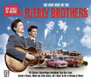 Everly-Brothers-The-Very-Best-of-2-CD-NEW