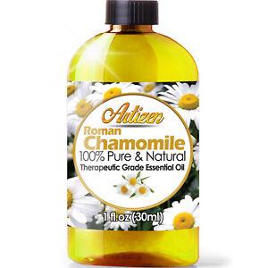 Artizen Roman Chamomile Essential Oil (100% PURE & NATURAL - UNDILUTED) - 1oz