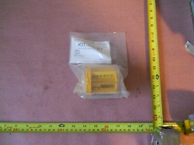 Moniteur KIT-IND-BY Black//Yellow Indicator Clear Cover