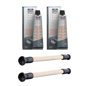 SPARE RUBBERS 6229 GRINDING PASTE LASER VALVE GRINDER LAPPING TOOL