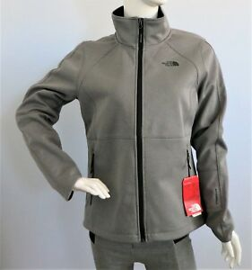 Vandretur Tnf North Apex Women's Risor Heather Softshell Jacket Medium The Face Grå OnqBWOw