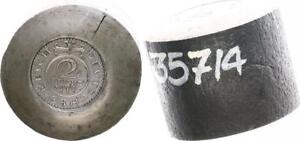 Weimar Patrizenstempel To Goetz-Probe 2 M 1926D, To Sheep 320G2 Prfr