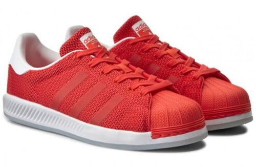 Tamaño de Reino Unido 9-Zapatillas Adidas Originales Superstar rebote-s82239