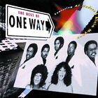 The Best of One Way: Featuring Al Hudson & Alicia Myers * by One Way (CD, Mar-2003, MCA)