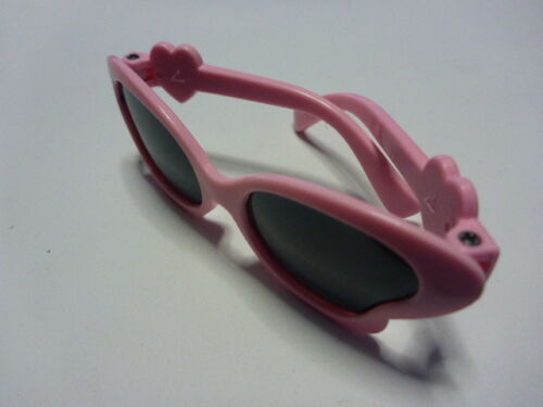 "1 Dolls Sunglasses 18/"" Our Generation American Doll Blue Pink White Orange Heart"