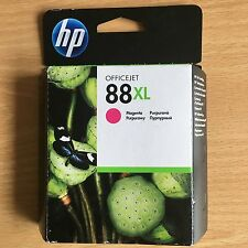 Genuine HP HEWLETT PACKARD CARTUCCIA di inchiostro HP 88XL Magenta C9392AE 2015 data