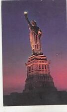 BF26793 the statue of liberty new york USA  front/back image