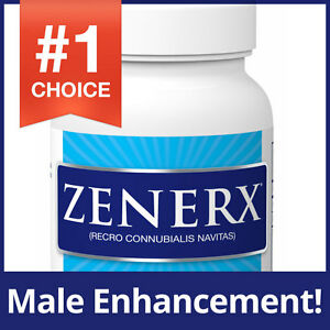 SAVE-UP-TO-60-ZENERX-1-Choice-Male-Enhancement-NEW-amp-Factory-Sealed