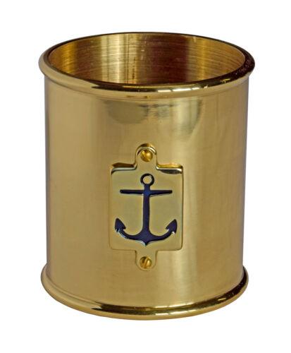 Forestie /& Suardi maritimer Messing Stiftehalter Brass