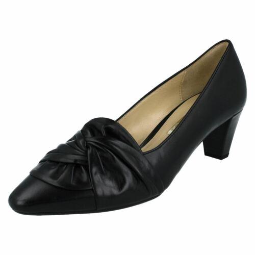 95149 Gabor Ladies Court Shoes