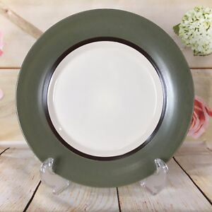 Image is loading Target-Home-Emerson-Green-Stoneware-11-5-Inch- & Target Home Emerson Green Stoneware 11.5 Inch Diameter Dinner Plate ...