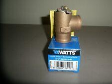 Watts 335m2 030 Asme Pressure Safety Relief Valve 34