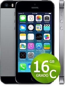 APPLE-IPHONE-5-S-16-GB-NOIR-ACCESSOIRES-GARANTIE-12-MOIS-ESPACE-GRIS