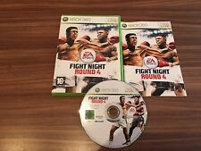 FIGHT NIGHT ROUND 4  ** XBOX 360 ** pal españa  version
