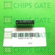 3pcs Mb81416 12 Mb81416 Nmos 65536 Bit Dynamic Ram