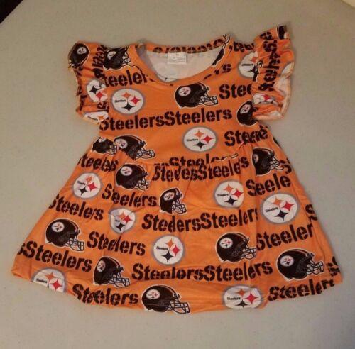 Girls/' Steelers Dress