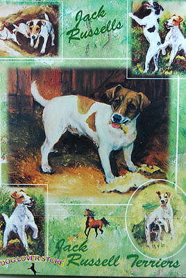 Jack Russell Gift Wrapping Paper