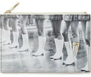 a970f01dbd8e Kate Spade New York KICK UP YOUR HEELS Pencil Pouch New with Tags