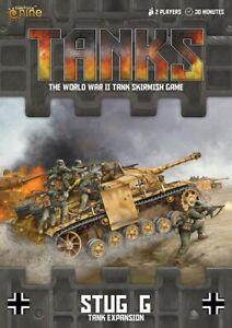 Gale-Force-Nine-Tanks-German-STUG-G-TANKS04-Unpainted-Miniature