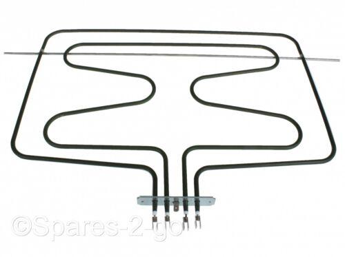 Doppia Griglia Elemento heatingheater 3050W per Fornello Forno Indesit