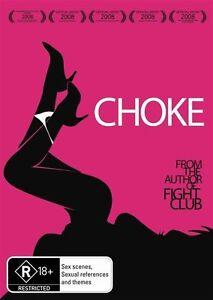 Choke-DVD-2009-Anjelica-Huston-Brad-Henke-Kelly-MacDonald-Sam-Rockwell