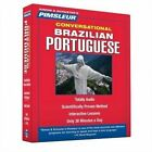 Pimsleur Portuguese (Brazilian) Conversational Course - Level 1 Lessons 1-16 CD: Learn to Speak and Understand Brazilian Portuguese with Pimsleur Language Programs by Pimsleur (CD-Audio, 2014)