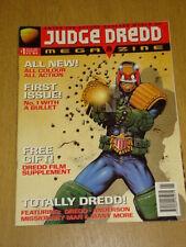 2000AD MEGAZINE #1 VOL 3 JUDGE DREDD*