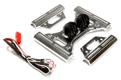 Cross Brace w//LED Lights for HPI Baja 5B,5B2.0 C25536SILVER Alloy Roll Cage F