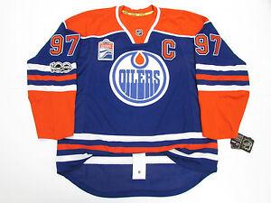 McDAVID-EDMONTON-OILERS-HOME-NHL-100th-ANNIVERSARY-REEBOK-EDGE-7231-JERSEY