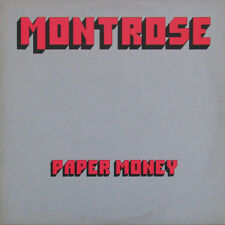 MONTROSE-PAPER MONEY  CD NEW