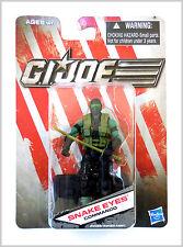 G.I.Joe_Dollar General Snake Eyes_25th/30th ROC/POC Retaliation_MIP/MOC MINT!