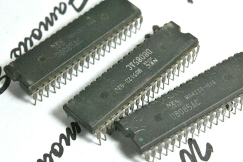 IC NEC uPD8085AC D8085AC DIP-40 Integrated Circuit 1PCS