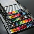 24/36/48/72 Water Color Wooden Pencil Artists Drawing Sketching Water Soluble