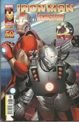 IRON MAN & I VENDICATORI n° 37 (Panini Comics, 2011)