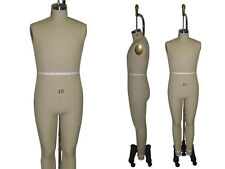 Professional Pro Male Working Dress Formmannequinfull Size 40 Withlegs