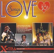 V/A - Love Songs Of The 50's (UK 16 Track CD Album)