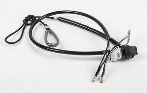 Genuine Suzuki LT50 ATV Electrical Emergency Switch Assy 37820-04601-00<wbr/>0