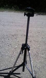 VELBON-5000-lightweight-Aluminum-Camera-Tripod